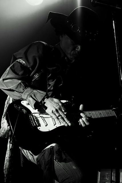 JIMISEN live at Outbreak, Tokyo, 25 Jan 2013. 546