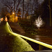 Photo credit: Outdoor Illumination, Inc. LED tape light application