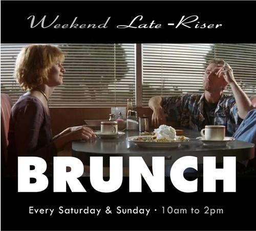 Late-Riser Brunch @ Rae