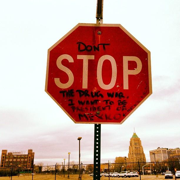 #detroit #graffiti #streetArt
