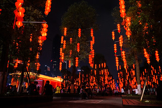 Guangzhou, 2013 Chinese New Year by stevenxfile