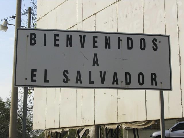 Fr Gränsentill Santa Ana, Salvador 018