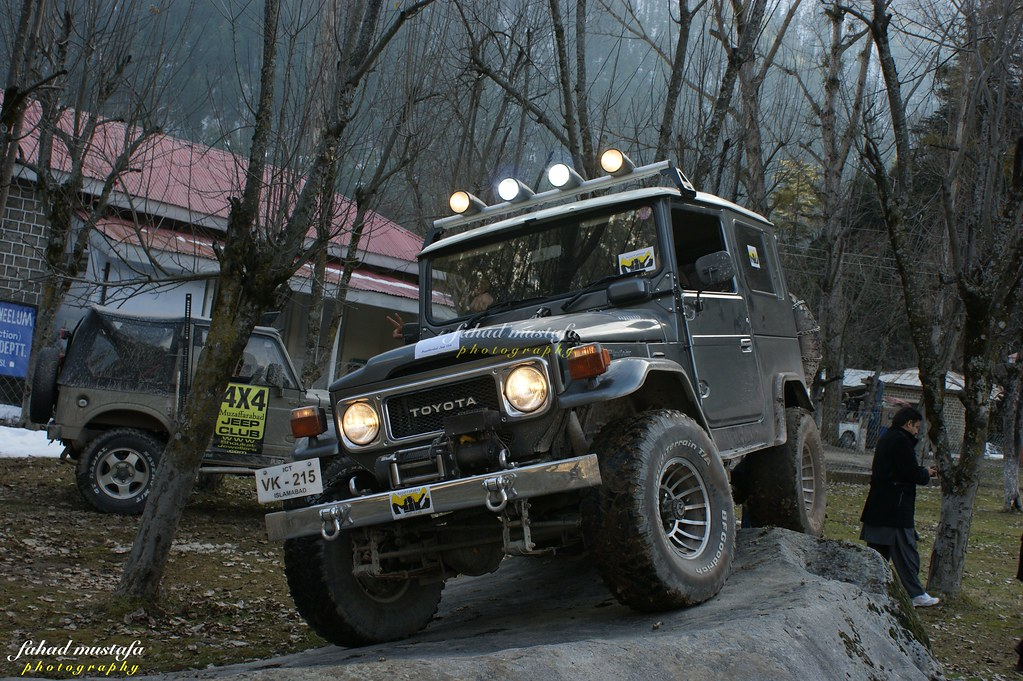 Muzaffarabad Jeep Club Neelum Snow Cross - 8469288908 22be79119b b