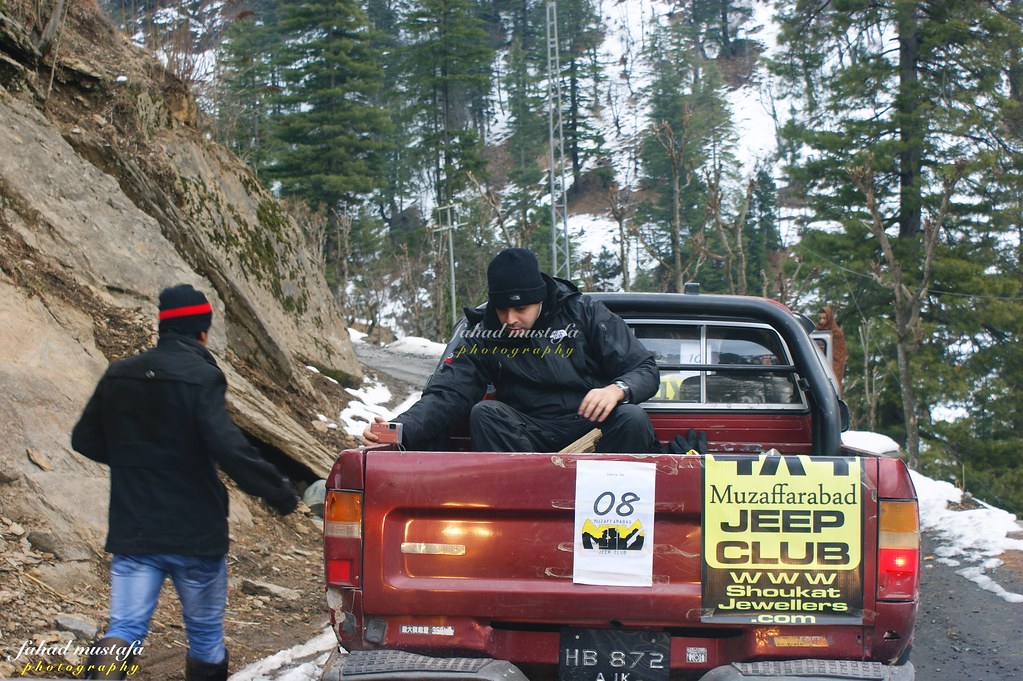 Muzaffarabad Jeep Club Neelum Snow Cross - 8470827861 8652ba41d9 b