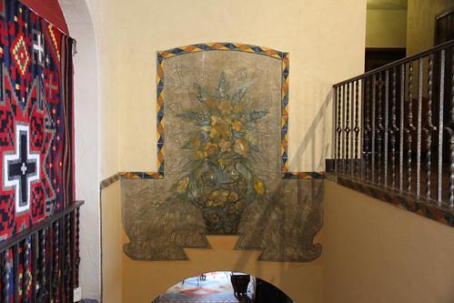 La Posada - Original Mural (Closer)