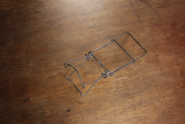 Antique Wire Jar Lifter Preserving Equipment gadget February equipment