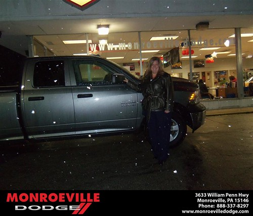 Congratulations to Ralph Sekerchak on the 2013 Dodge Ram by Monroeville Dodge