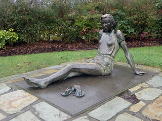 GOC Hampstead 062: Golders Hill Girl by Patricia Finch