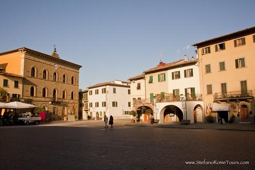 Greve in Chianti (Tuscany)