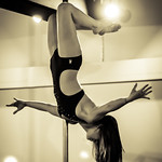 Pole Fitness Girl