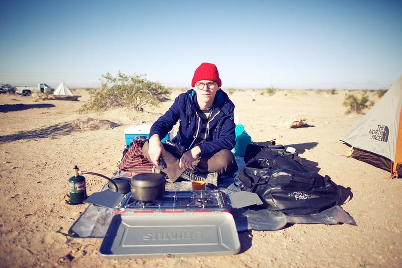 Camping, Salton Sea 2013