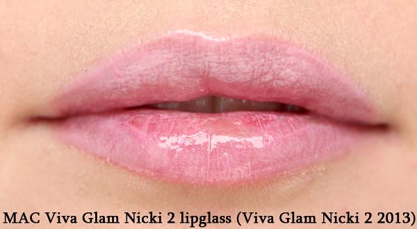 Viva Glam Nicki 2 lipglass