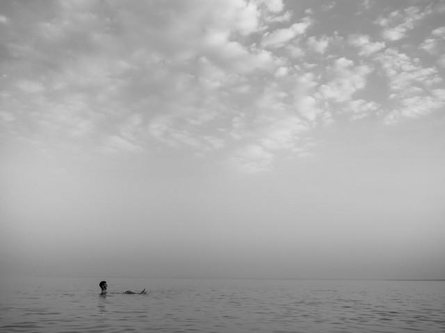 Floating, Ein Gedi - Dead Sea