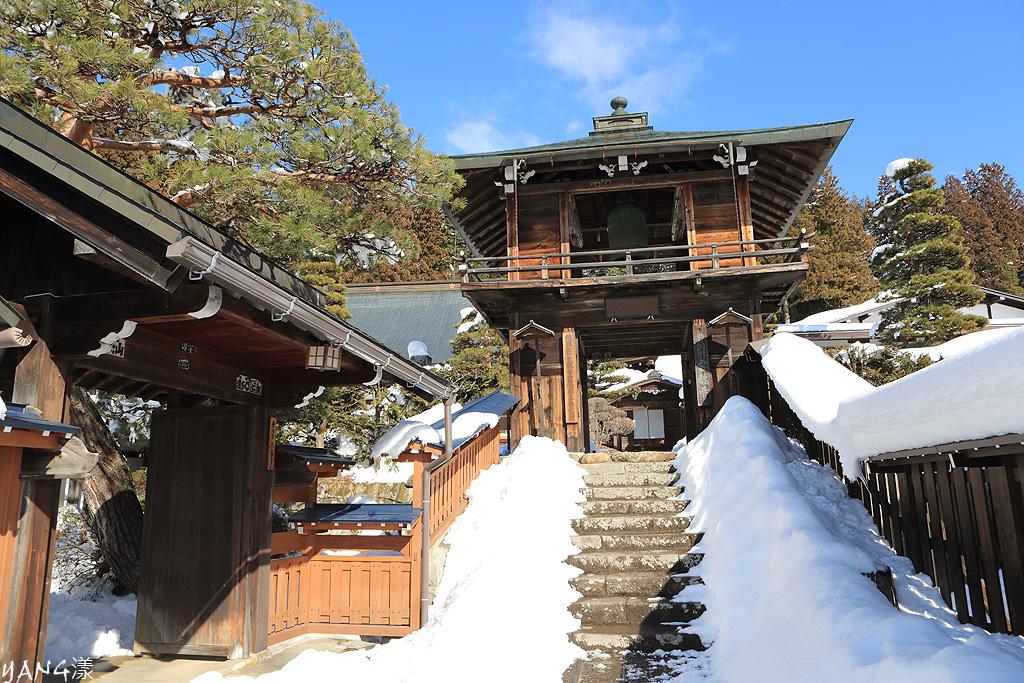 日本北陸冬之回憶