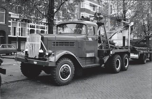 TB-95-82 Federal Type C-2 Wrecker 1944