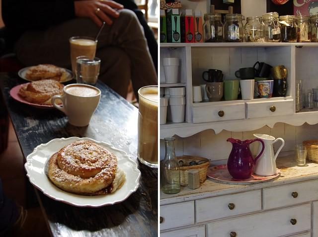 Stockholm | Cafe Söder