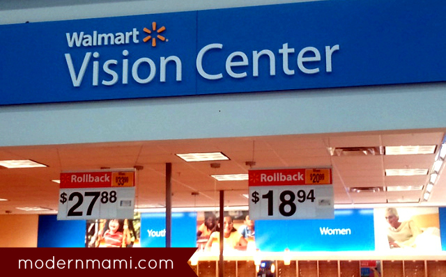 Walmart Vision Center James Island Sc