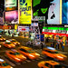 New York City - Times Square - The Yellow Fleet by Yen Baet