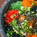 Fish Roe Rice in Hot Stone Bowl - Go Hyang Jib Korean Restaurant by Michael Shum