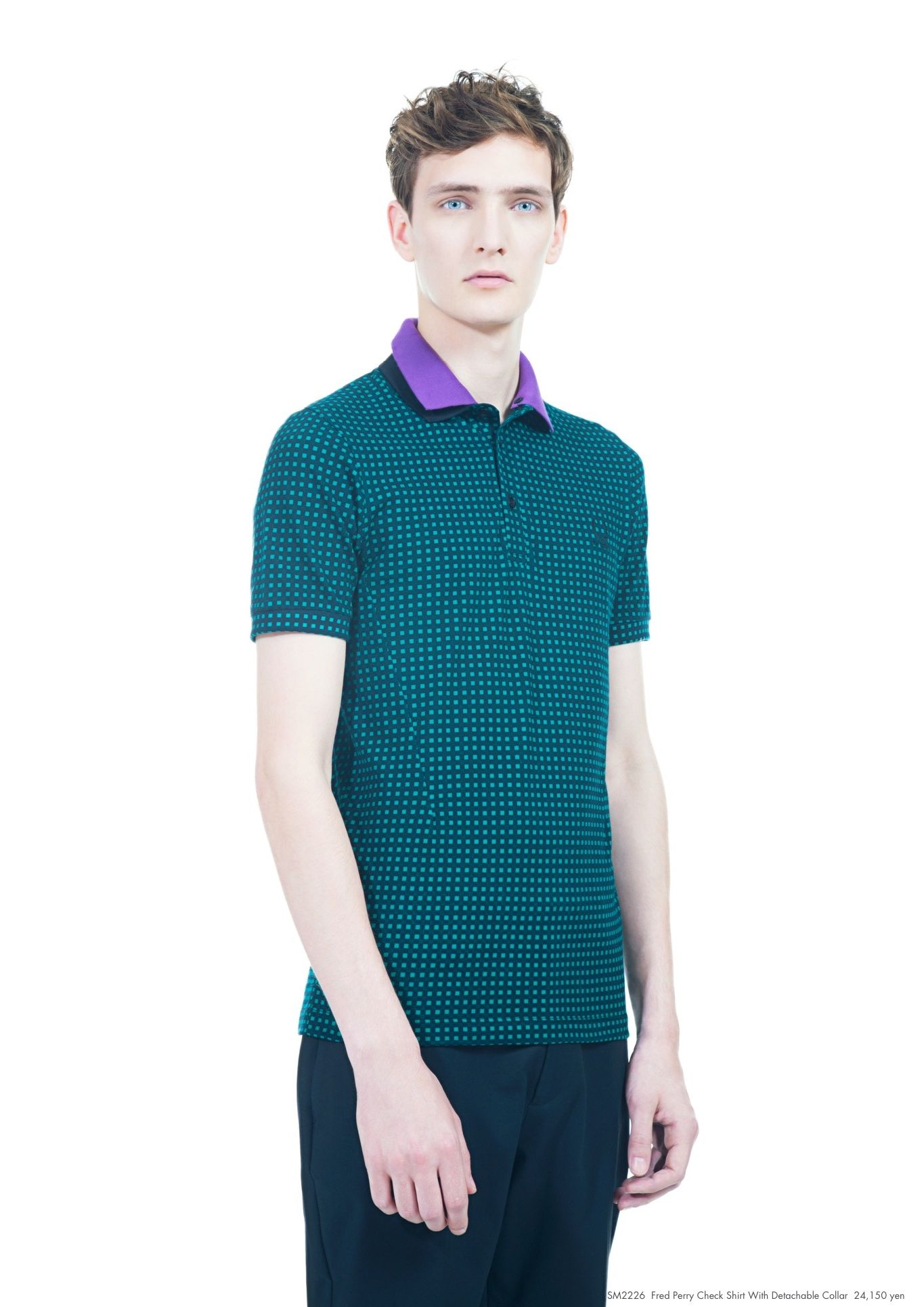 Yannick Abrath0051_Raf Simons × Fred Perry SS13