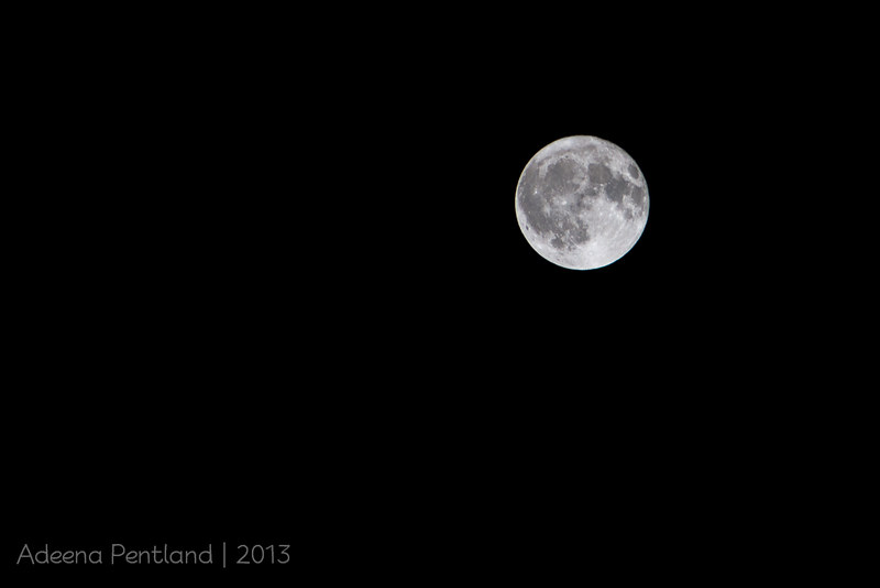 Feb 26 - Moon