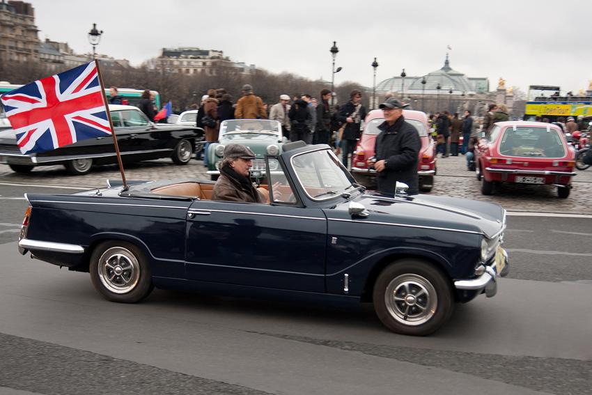 1968–71 Triumph Vitesse Mark II Covertible
