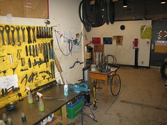 Tool board and truing stands