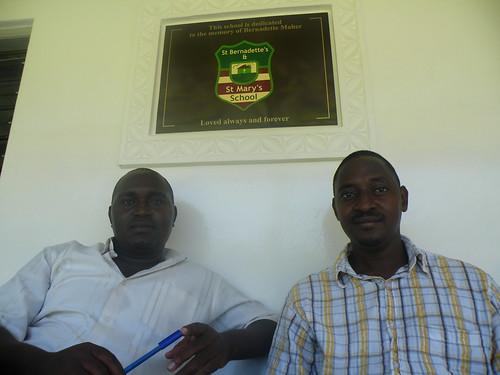 Mr Pius & Abbas