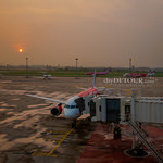 Bangkok to Yangon, Myanmar Flight via AirAsia