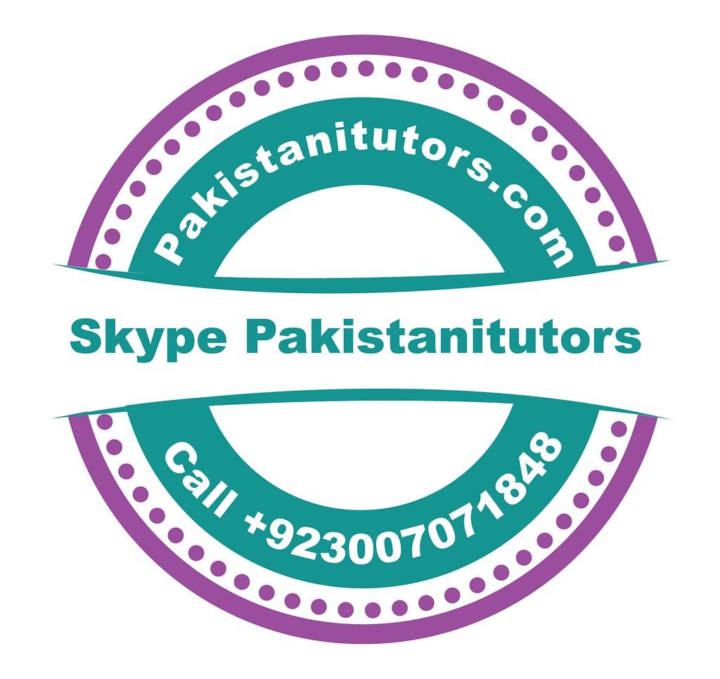 Online Tuition in Pakistan, Online tutor in Pakistan, (4)