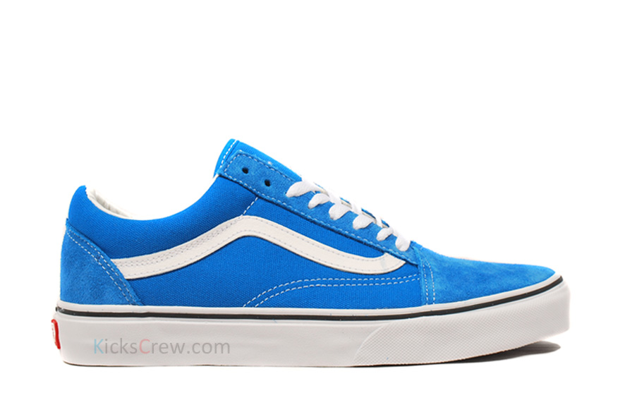 vans blue old skool