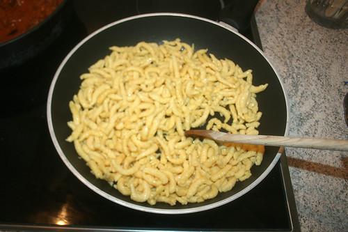 48 - Spätzle anbraten / Roast spaetzle