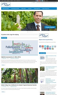 INJELEA Blog-Startseite (oben)