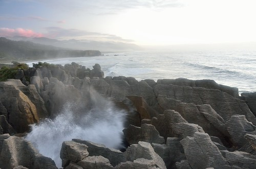 Pancake rocks by kewl