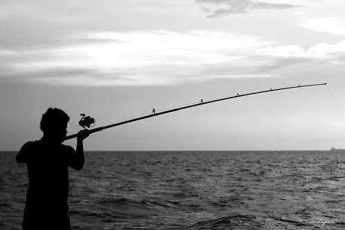 I go fishing not to find myself but to lose myself. –Joseph Monniger