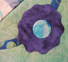 Applique Detail - Quilt 1