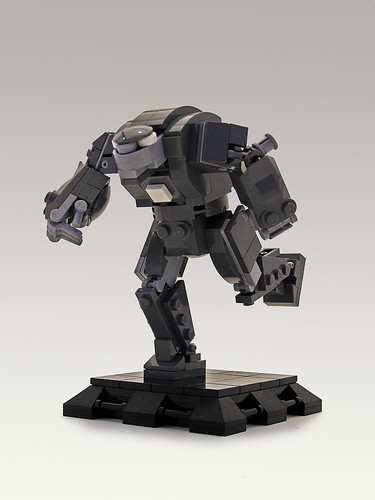 Iron Man 3 Hulkbuster Armor