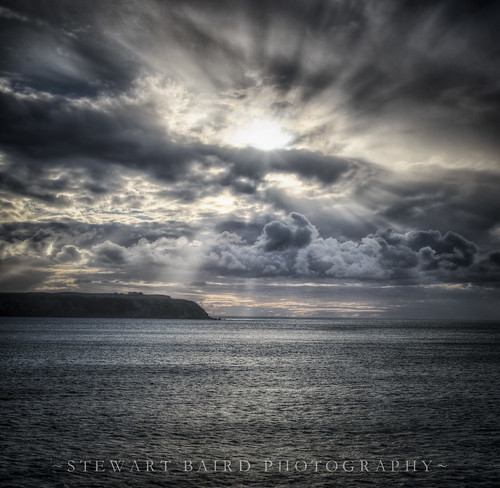 light sunset sea newzealand seascape storm nature clouds landscape waves wellington rays titahibay sxbaird stewartbaird hdr4g