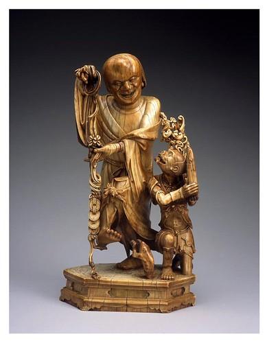 009- Liu Hai, Dios de la Riqueza-Dinastia Ming aprox. 1600-1700- China