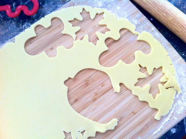 Cookie Dough Scraps