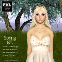[PXL] Sophia Spring VIP gift