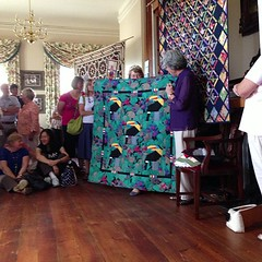 #margaretrolfe at Mendelsohns in Goulburn by Scrappy quilts