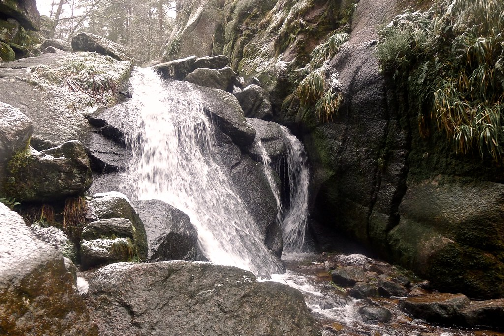 Waterfall at the Burn o' Vat