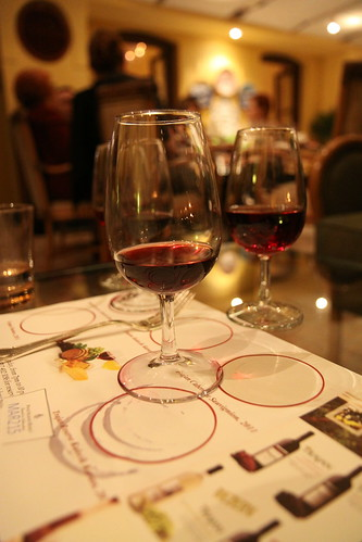 Wine Tastings at Four Seasons Sultanahmet Delicious Istanbul