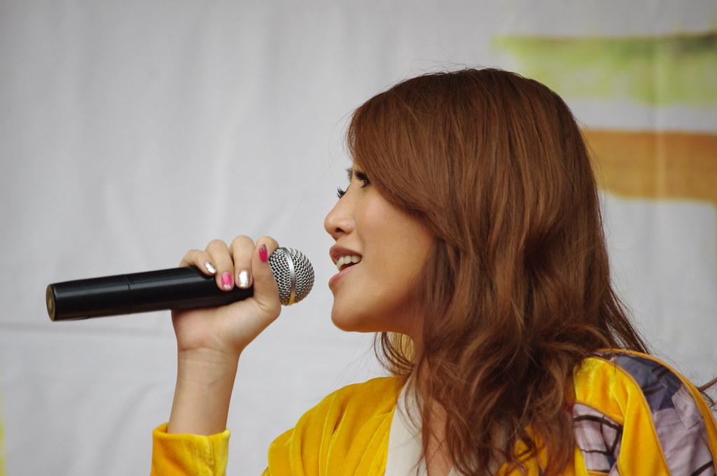 3月17日A-Lin台中改版簽唱會