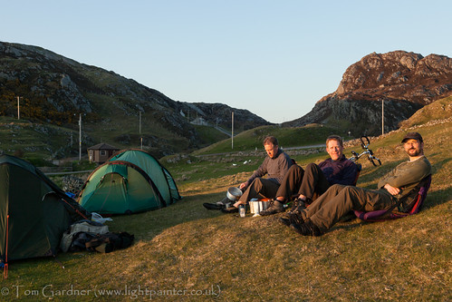 uk greatbritain camping camp man male scotland tents highlands europe european unitedkingdom britain scottish tent highland british sutherland