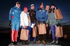 Kožíšek vyhrál metrový salám na Estonian ski tour