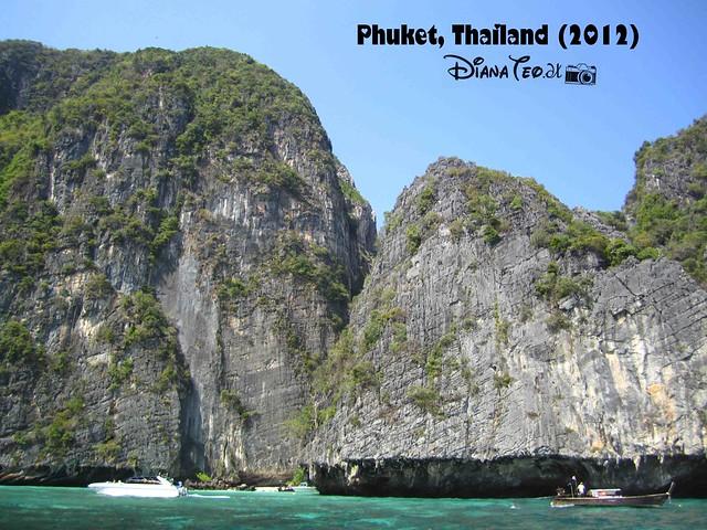 Phi Phi Island - Phileh Lagoon 01