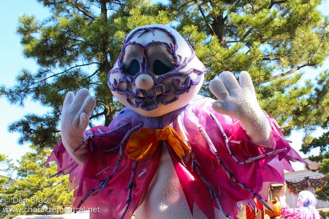 """Disney's Halloween Street """"Welcome to Spookyville"""""""