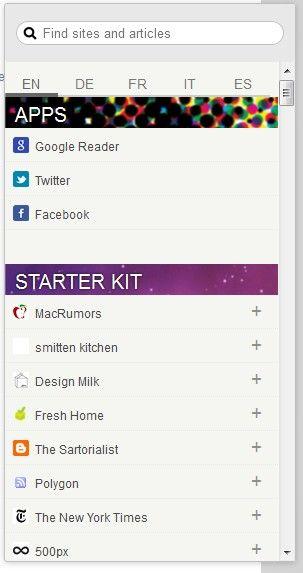Feedly замена Google Reader